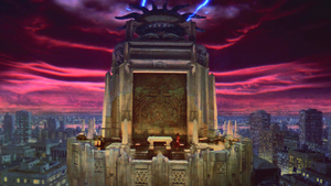 The Temple of Gozer