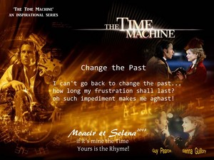 The Time Machine Series # 1