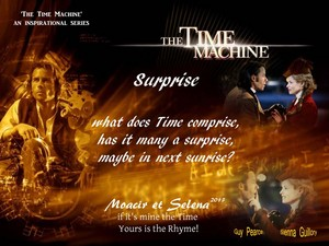 The Time Machine Series # 2