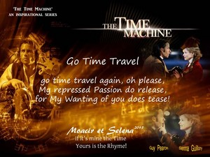 The Time Machine Series # 3