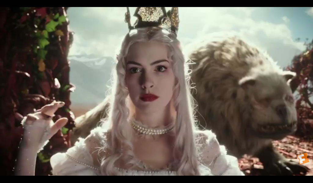 anne hathaway white queen - photo #9