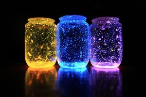 Three color jars