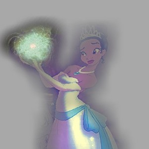 Tiana with Powers