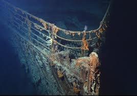 টাইটানিক Real টাইটানিক After It Sunk On April 15th 1912