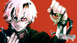 Tokyo Ghoul वॉलपेपर