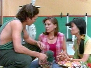 Tommy, Kimberly, and trini