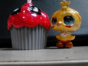 Toy Chica Custom LPS