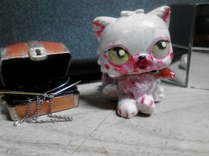 Toy Foxy/Repaired Mangle Custom LPS