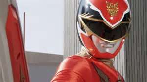 Troy Morphed As The Red Megaforce Ranger