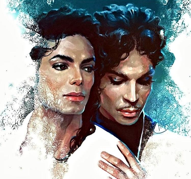 Two Stars shining in Heaven