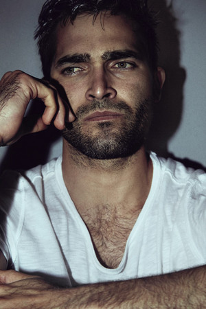 Tyler Hoechlin for Interview Magazine