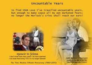 Uncountable Years