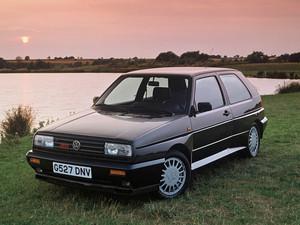 VW Golf II G60Rallye