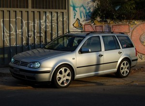 VW Golf IV variant TDI