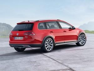 VW Golf VII SportWagen 2.0TDI Alltrack 4Motion