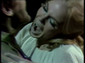 Vampire Angelique opens wide and flashes her fillings - dark-shadows photo