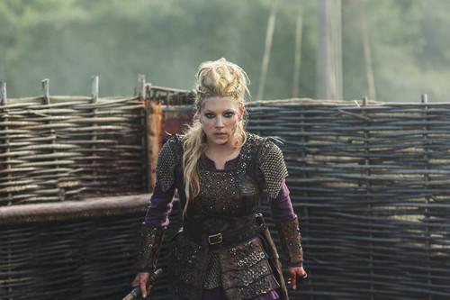 "vikingos (serie de televisión) wallpaper called Vikings ""The Last Ship"" (4x10) promotional picture"