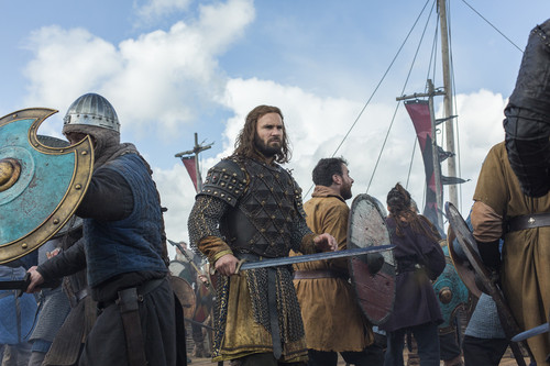 """vikings (serial tv) wallpaper called Vikings """"The Last Ship"""" (4x10) promotional picture"""