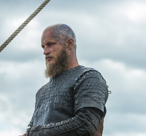 "바이킹스 (TV 시리즈) 바탕화면 entitled Vikings ""The Last Ship"" (4x10) promotional picture"