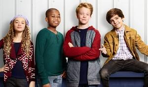 Walk The Prank Cast on Disney XD