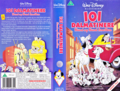 Walt Disney VHS Covers - 101 Dalmatians (Danish Version)