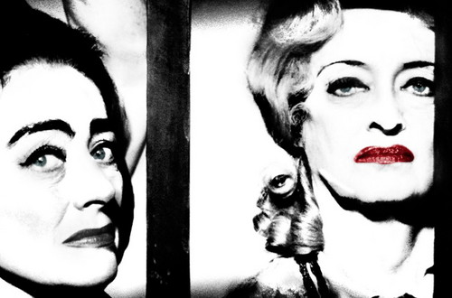 What Ever Happened to Baby Jane? karatasi la kupamba ukuta titled What Ever Happened to Baby Jane?