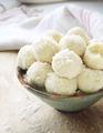 White Chocolate Truffles - chocolate photo