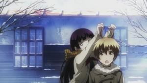 Yuuko and Teiichi