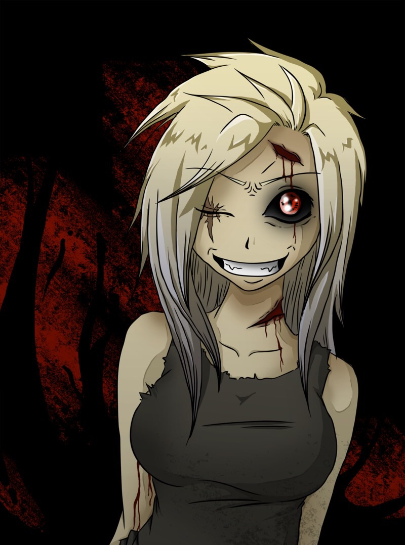Zombie Lover Images Zombie Girl Hd Wallpaper And Background Photos