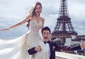 angelababy and huang xiaomin - photography photo