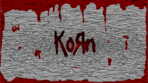 another awesome ''Korn'' 바탕화면