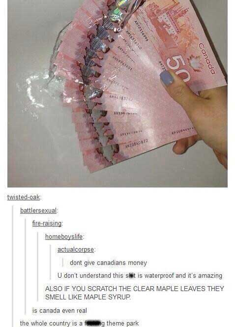 canada easy target tumblr money