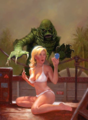 Creature from the Black Lagoon  - universal-monsters fan art