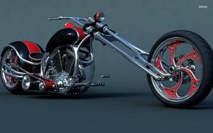 custom harleydavidson پیپر وال 1