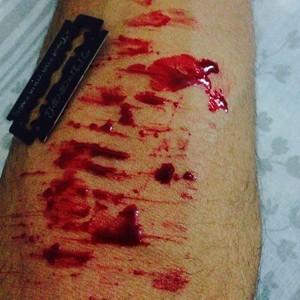 cuts 😞