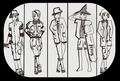 different styles - manga photo