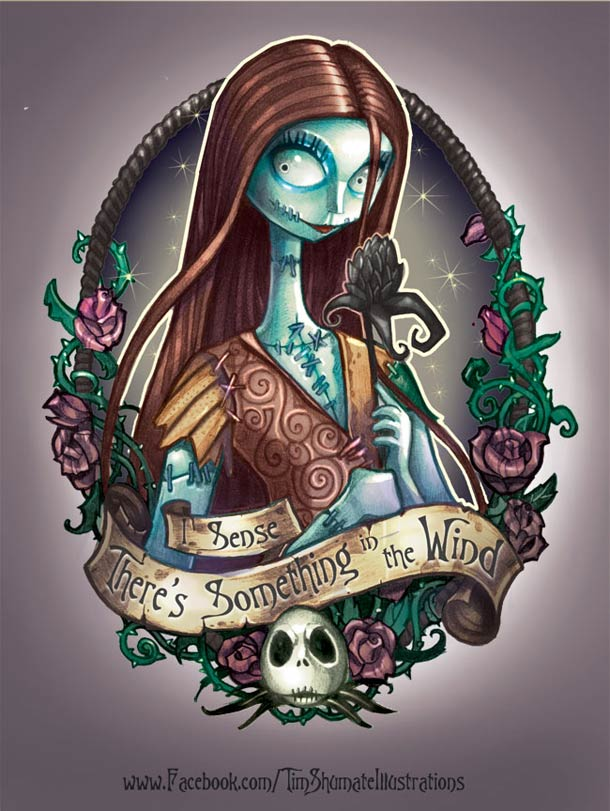 Nightmare Before Christmas images disney princesses tattoos ...