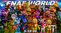 fnafworld update 2 - release data