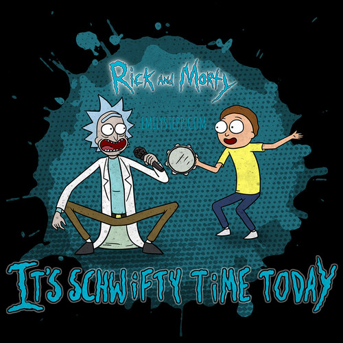 Rick and Morty 바탕화면 containing 아니메 titled get schwifty 의해 emilystepp d97hr7i