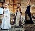 Cersei, Margaery & Daenerys