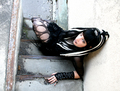 goth girl wallpaper - gothic photo