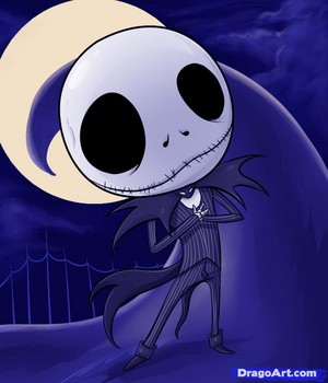 how to draw chibi jack skellington 1 000000005522 5