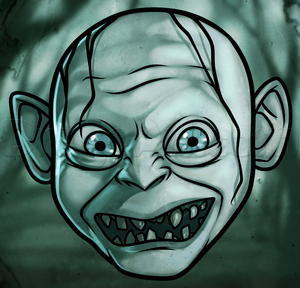 how to draw gollum easy 2 000000020903 5