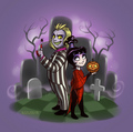 little beetlejuice by daekazu d6sfsh8