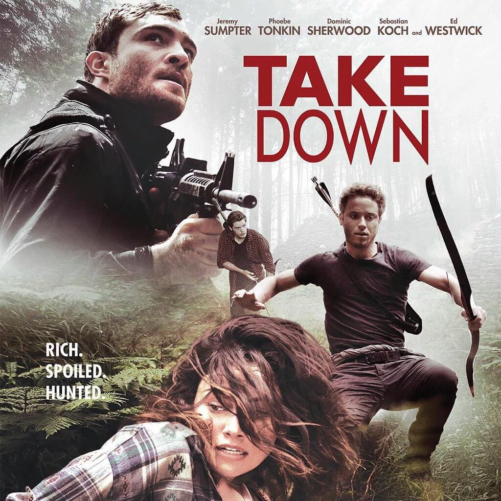 Hasil gambar untuk Take Down 2016