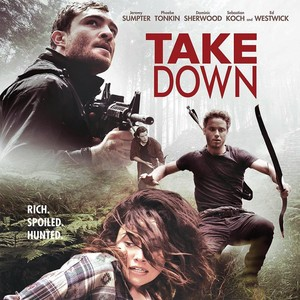 Take Down | Official Poster