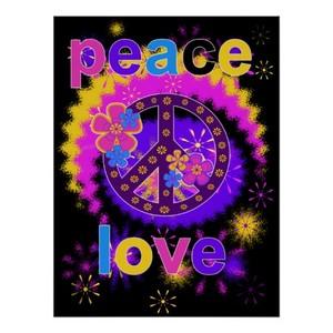 peace and tình yêu
