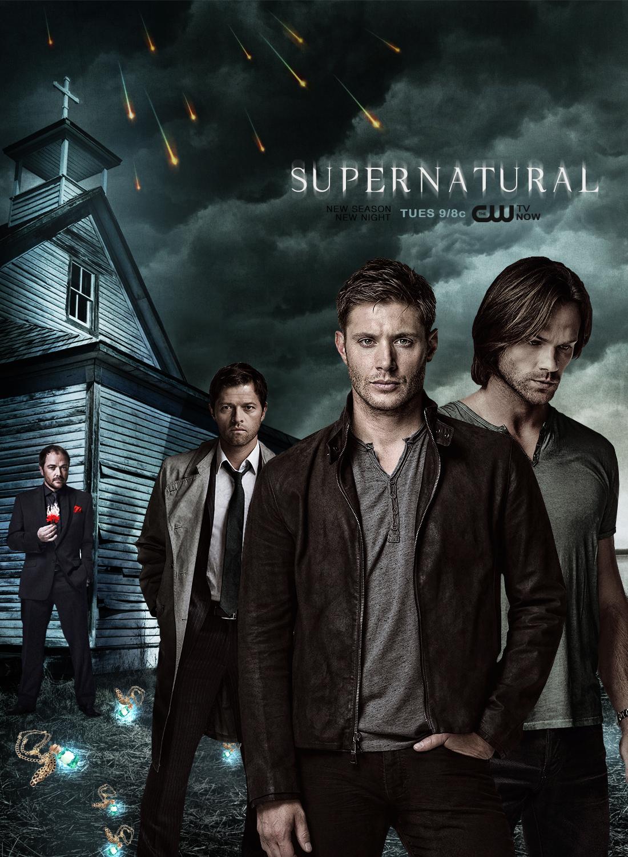 poster supernatural season 9