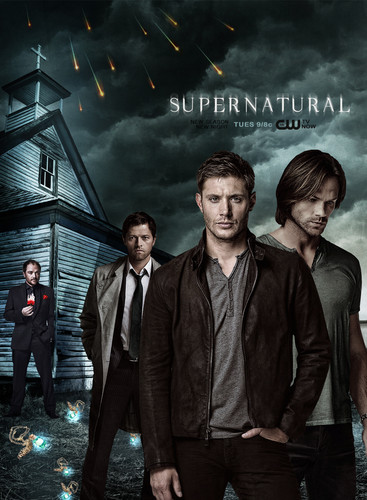 Supernatural images poster supernatural season 9 hd wallpaper and supernatural wallpaper containing a business suit a well dressed person and a suit titled poster supernatural season 9 voltagebd Image collections