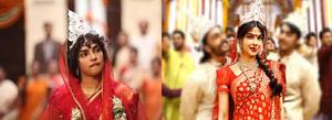 priyanka in bengali wedding dress in gunday and barfi